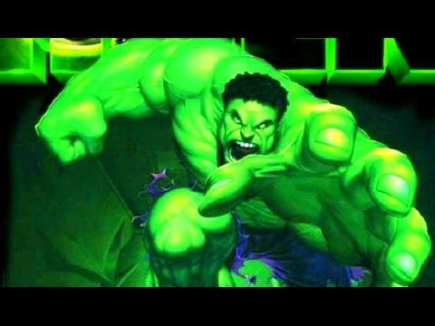 Hulk Top Games Overviews - Hulk Power