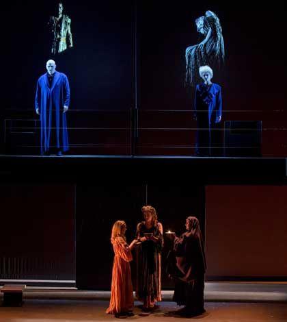"""L'Opera """"The Rape of Lucretia"""" di Britten al Teatro Goldoni di Firenze per il Maggio Musicale"""