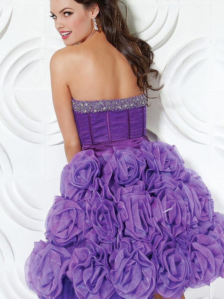Mejores 20 imágenes de Short ball gowns en Pinterest | Vestidos ...