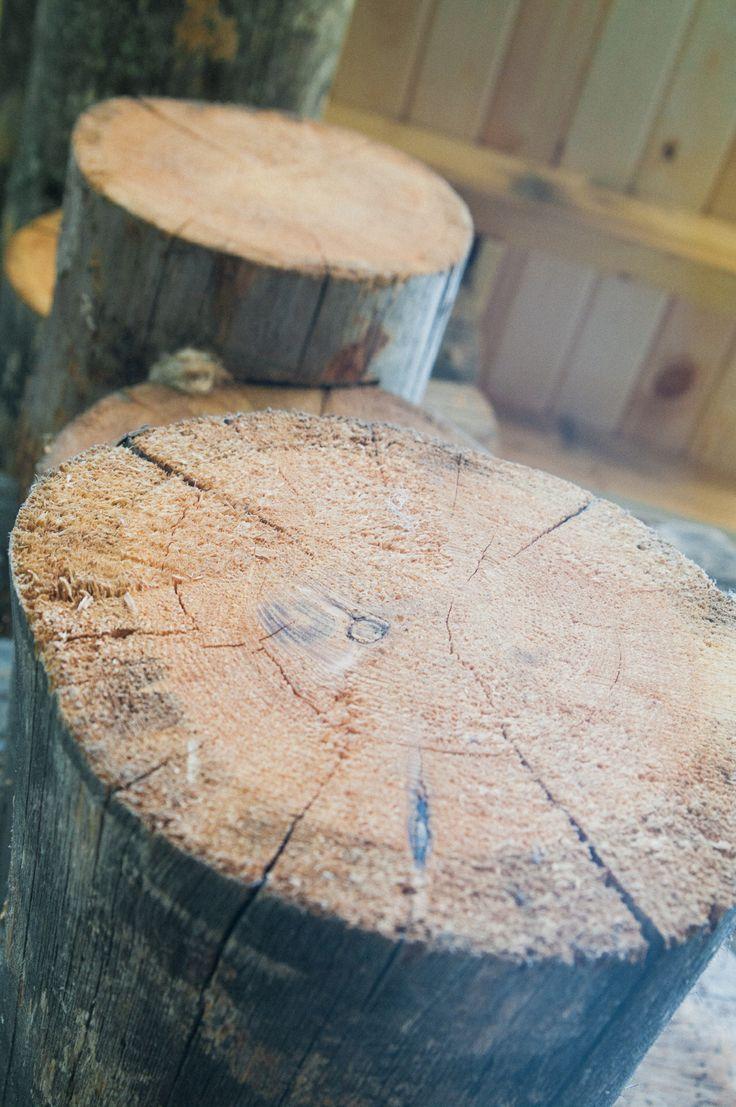 #kelo #wood #sauna #finnland  www.finnhandel.com
