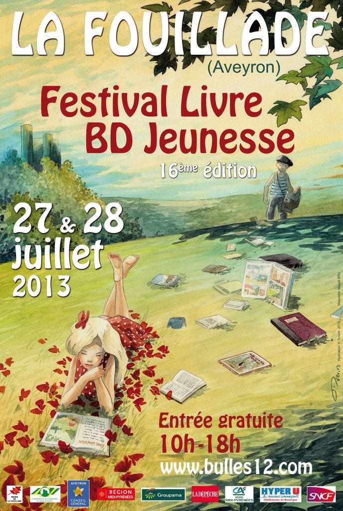 Festival de La Fouillade dans l'Aveyron : ouverture ce samedi 27 juillet - http://www.ligneclaire.info/festival-de-la-fouillade-dans-laveyron-ouverture-ce-samedi-27-juillet-8145.html