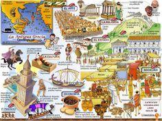 Blog con mucha información y fotos sobre Grecia