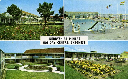 Derbyshire Miners Holiday centre