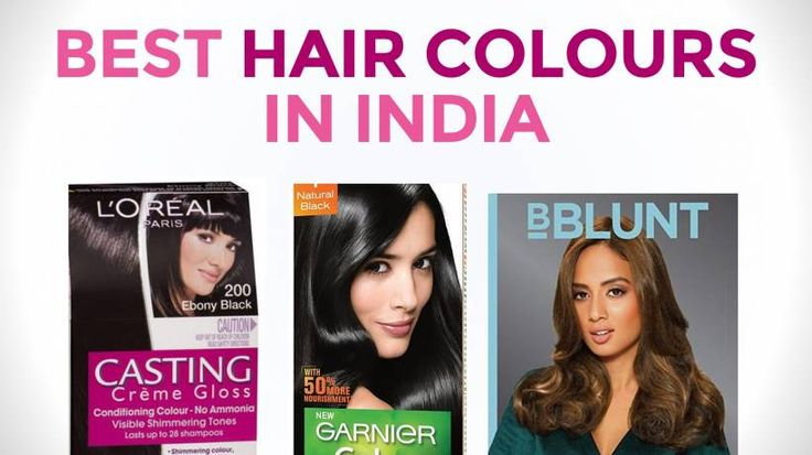 9 Best Hair Colours In India Cool Hair Color Best Hair Color Brand Hair Color Brands
