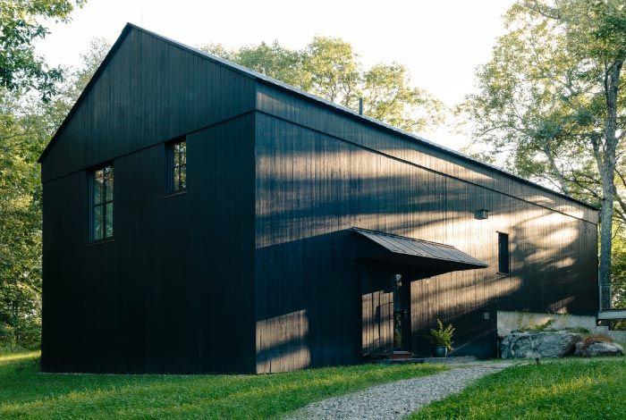 Una casa passiva con granaio del 19° secolo, sauna  e casa sull'albero