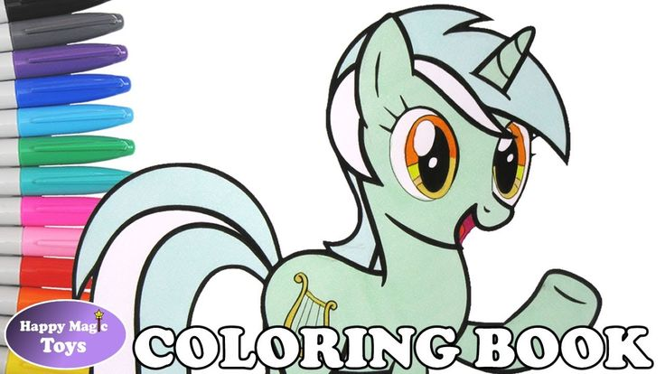 Lyra Heartstrings coloring My Little Pony Friendship is Magic coloring #mylittlepony #lyra #lyraheartstrings #mlplyra #mlplyraheartstrings #mylittleponylyra #mylittleponylyraheartstrings #mlpcoloring #coloringbook #coloringpage #speedcoloring #friendshipismagic #mlpfim #happymagictoys