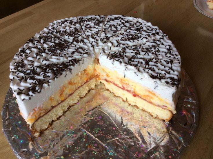 Trasená torta | Báječné recepty