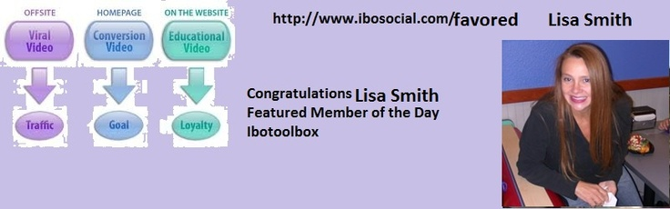 Congratulations to Lisa Smith Ibotoolbox  http://www.ibosocial.com/favored
