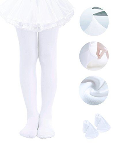 a5e9e08899be Ballet Tights For Girls Toddler Tights Dance Leggings Pants Footed ...