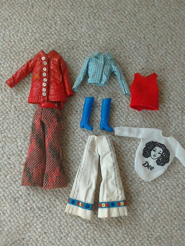 Vintage Hasbro Matchbox 'Britt' Disco Girl RARE 70's doll | eBay