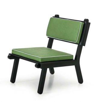 Ming Armchair, design Marzia and Leonardo Dainelli - Saba