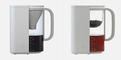 Coffee + Tea Maker