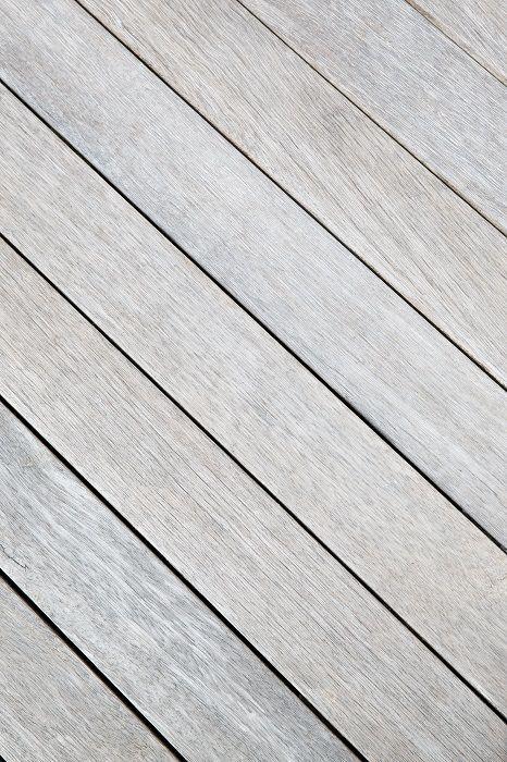 A light, fresh Scandinavian look was achieved by using Cabot's Deck &…