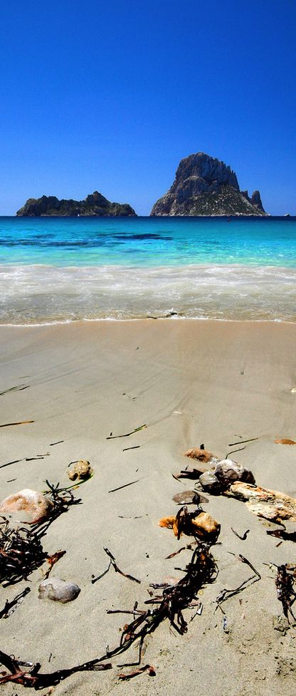 Cala D'hort, Ibiza, Spain Can't wait to go here in 2016 :)