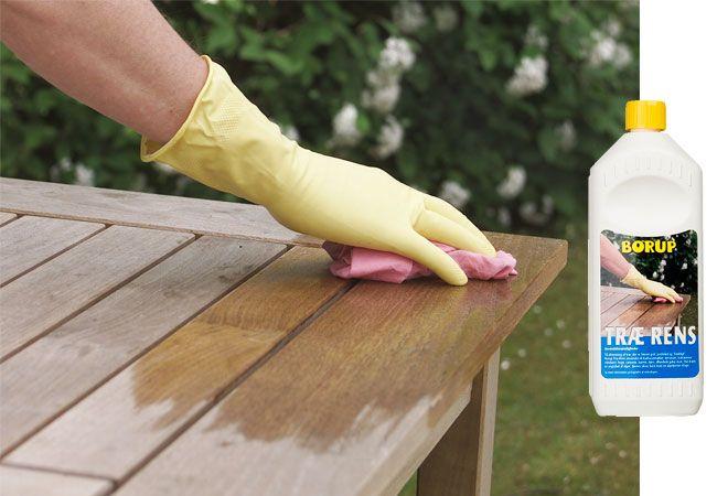 Geniale tips til rengøring og vedligehold af udendørs arealerne