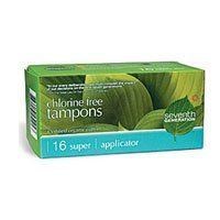 Seventh Generation Tampon Applicator, Super 16 ct (Pack of 3)