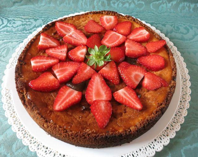 A Tavola con Mammazan: NEW YORK CHEESE CAKE...CON UN TOCCO ITALIANO E..... LE RAGAZZE DI MAMMAZAN