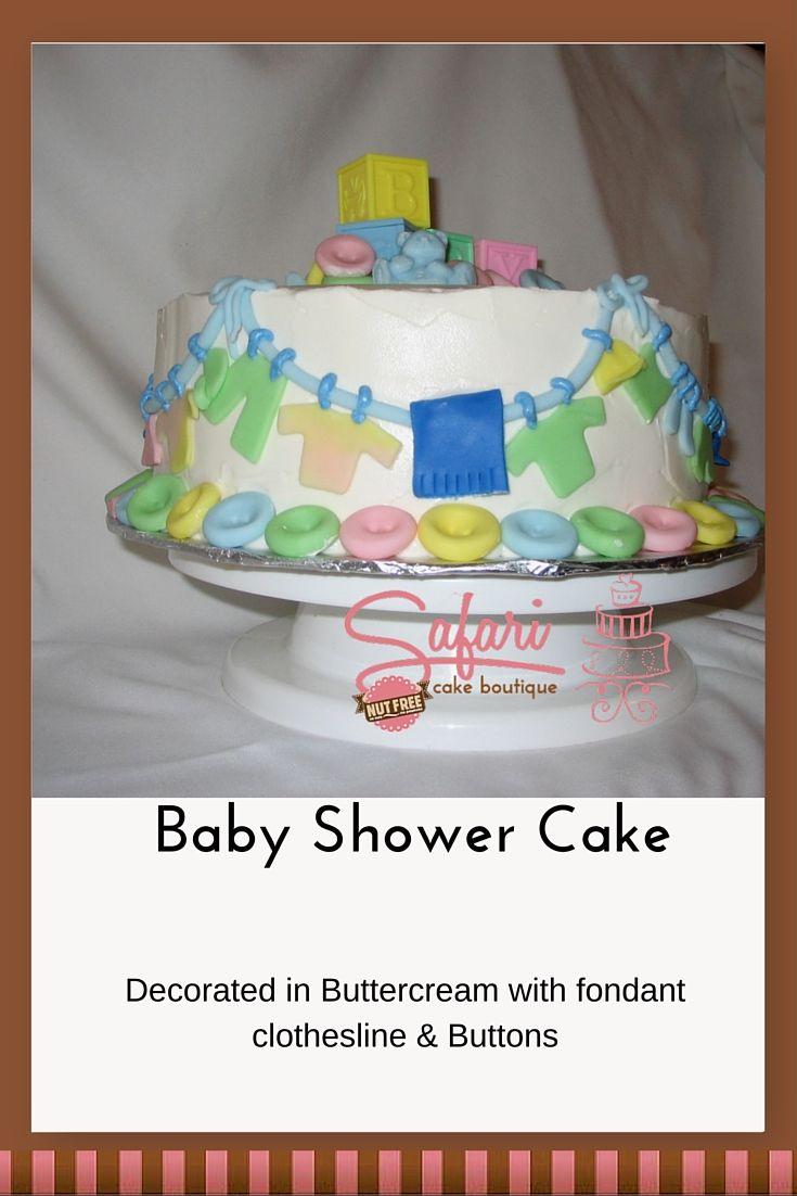 Baby Shower Cakes Kingston ~ Best baby shower gender reveal cakes by safari cake