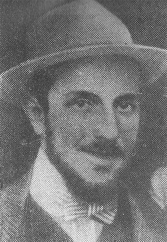 Renato Simoni:drammaturgo, giornalista e critico teatrale veronese, tra i più brillanti a Verona