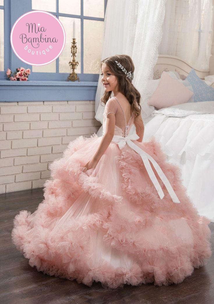 34 best Dakota images on Pinterest   Flower girls, Babies clothes ...