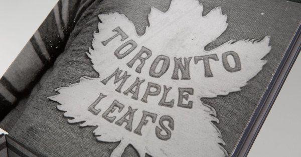 Toronto Maple Leafs 2014 Winter Classic Jersey Box on Behance
