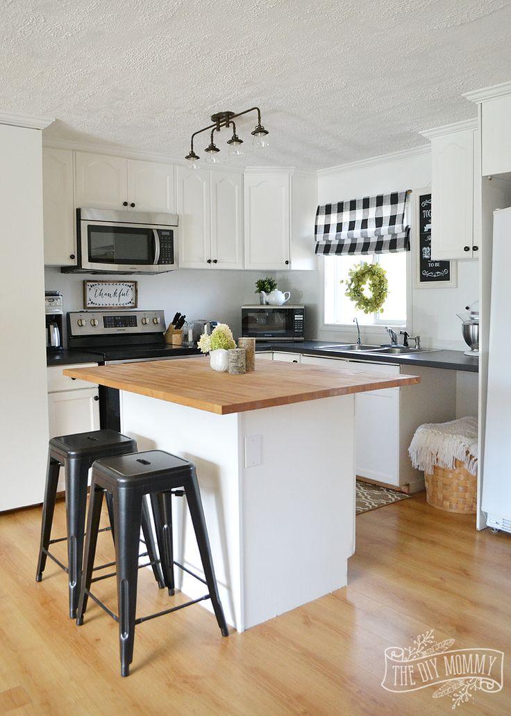 2131 best White Cottage Kitchens images on Pinterest | Kitchen ideas ...