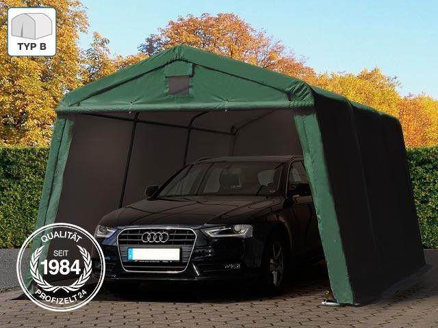 Zeltgarage Weidezelt Foliengarage Zelt Lagerzelt Unterstand 1584 Ma 33x48m Portable Garage Carport Portable Carport