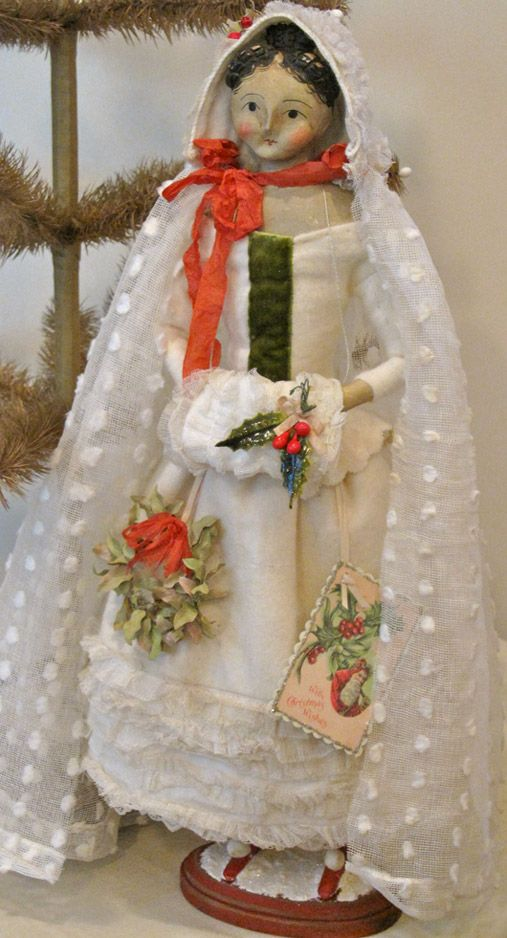Nicol Sayre :: Dolls and Folkart