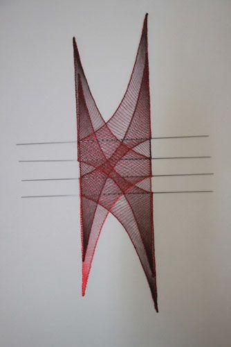 Red line. Rinie Verhaegh