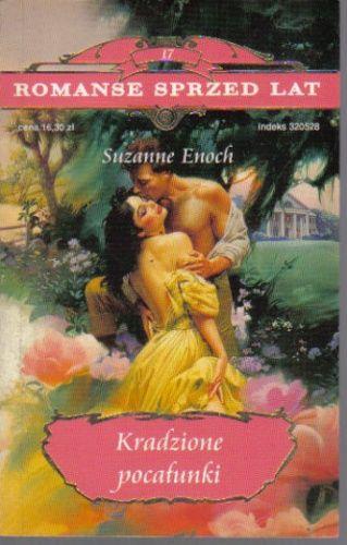 Okładka książki Kradzione pocałunki