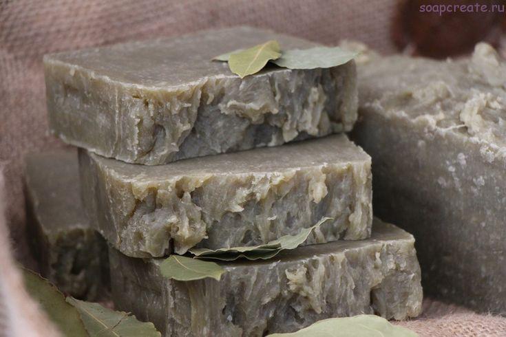Мыло с нуля для проблемной кожи
