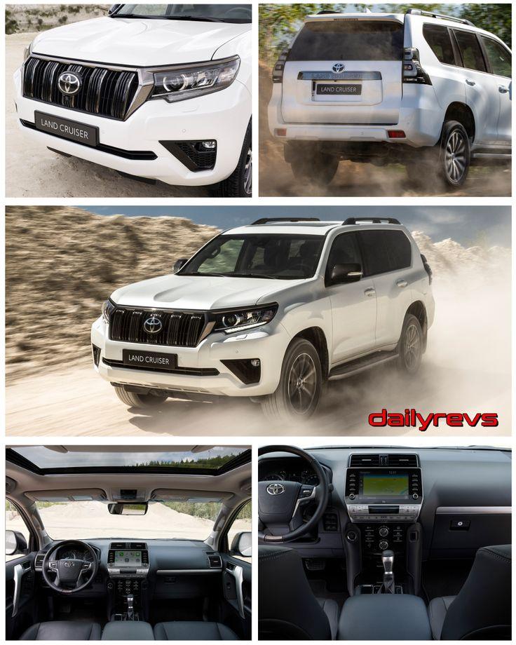 2021 Toyota Land Cruiser European Version Dailyrevs in