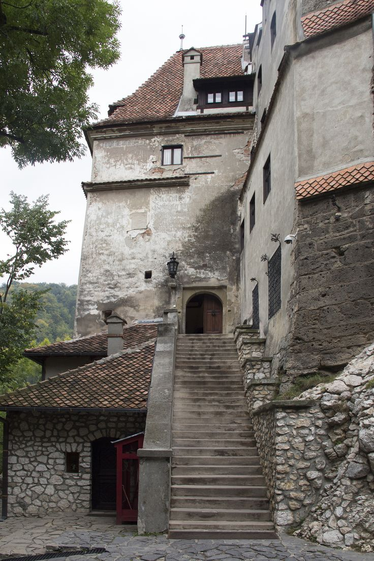 Kasteel Bran van Dracula (Roemenie)