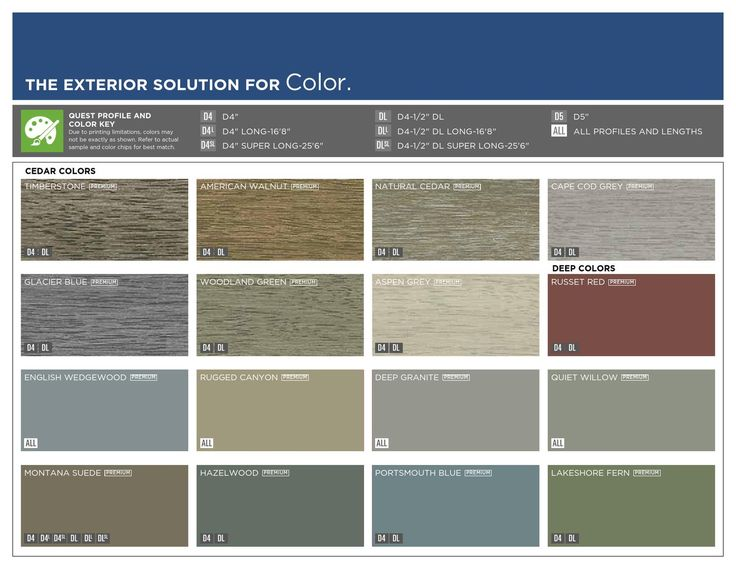 Mastic Quest Vinyl Siding Vinyls Colors And Mastic Siding