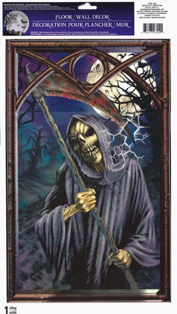 20 spooky halloween window decorations - Halloween Window Clings
