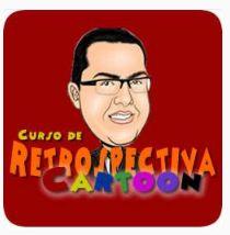 Curso de Retrospectiva Cartoon. No Curso de Retrospectiva Cartoon você aprenderá a fazer animações para casamentos, aniversário, cartas de vendas, animações para ilustrar vídeo aulas. https://go.hotmart.com/X4955899H #PreçoBaixoAgora #MagazineJC79