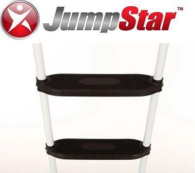 Adjustable Coated steel Ladder all round Trampolines - $35.00 : Jumpstar