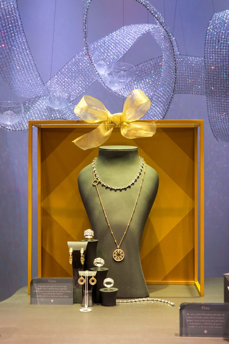 Window display ideas for jewellery   best vitrine images on pinterest  glass display cabinets store