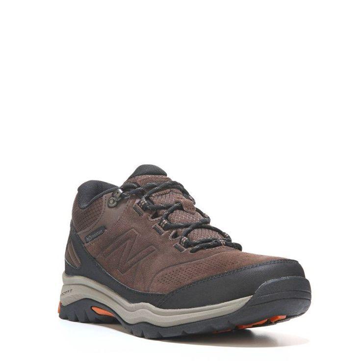 New Balance Men's 779 Medium/Wide/X-Wide Trail Walking Shoes (Brown/Black Suede)