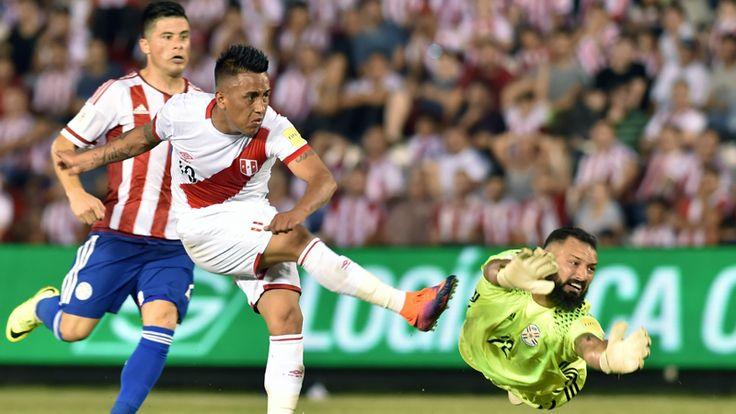 Peru vs Paraguay en vivo 08 junio 2017 - Ver partido Peru vs Paraguay en vivo 08 de junio del 2017 por la Amistoso. Resultados horarios canales de tv que transmiten en tu país.