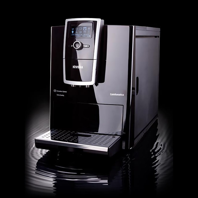 Espressomasin CAFEROMATICA 830, Nivona