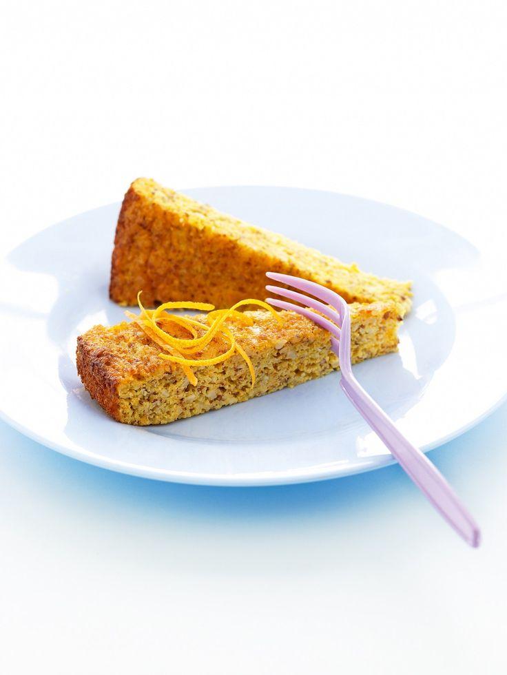 Et frisk bud på en lækker kage med kun 65 kalorier per stykke.