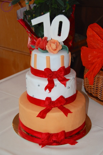 1000 Images About 70th Birthday Cake Ideas On Pinterest