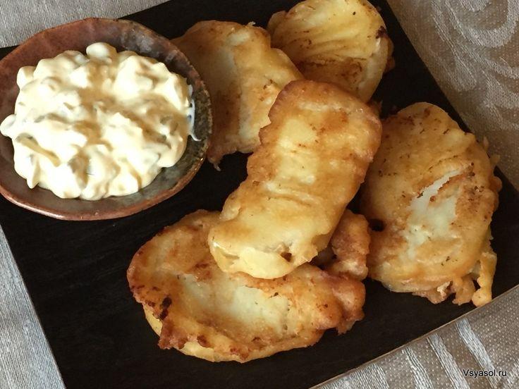 Елена Молоховец, насколько я могу судить, никогда не готовила судак Орли. Но кляр по ее рецепту делает это блюдо фантастически вкусным.          http://amp.gs/1xo1