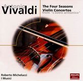 "Vivaldi: The Four Seasons; Violin Concertos from ""L'Estro Amonico"" [CD]"