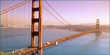 California Zephyr - Golden Gate Bridge    http://www.amtrak.com/california-zephyr-train#