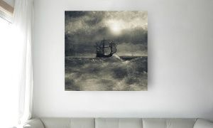 Groupon - Viviana Gonzalez Gallery-Wrapped Canvas Art. Groupon deal price: $47.99