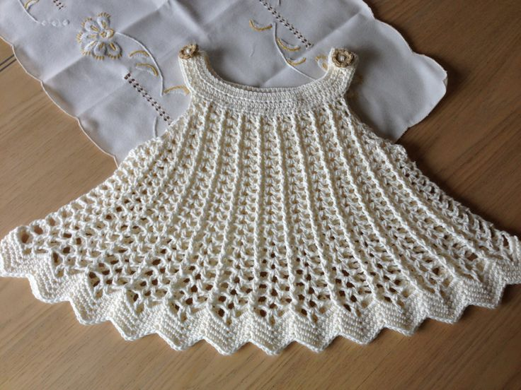 Crochet Pattern for Dress Tunic Top Baby by ThePatternParadise, $6.99