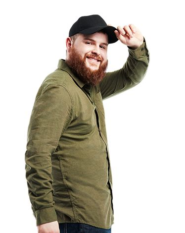 BB CAN 4 • Week 5 | Dallas Cormier • His loud laugh and beaming personality can brighten anyone's day. His strategy is to win the hearts of the houseguests and win over Canada • Age: 24 • Hometown: Saint John, New Brunswick • Welder | Evicted: Week 5