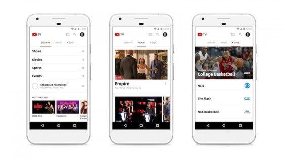 Aylardır etrafta dolaşan söylentilerin ardından YouTube sonunda çevrim içi TV pazarının kapısını açtı. YouTube TV adını taşıyan bir servis kuran şirket, popüler kanalları canlı olarak izleme imkanı sunacak. Buna ek olarak, bu kanallardaki bazı programlar da arzu edildiğinde izlenebilecek....  #Çevrim, #Diyor, #Google, #İçi, #Merhaba, #Pazarına, #Youtube http://havari.co/youtube-tv-ile-google-cevrim-ici-tv-pazarina-merhaba-diyor/